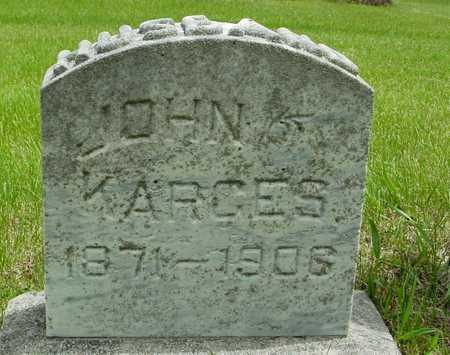 KARGES, JOHN - Sac County, Iowa | JOHN KARGES