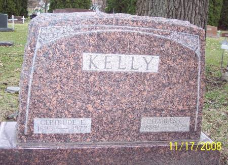 KELLY, GRUTRUDE E - Sac County, Iowa | GRUTRUDE E KELLY