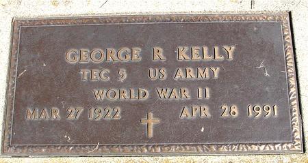 KELLY, GEORGE R. - Sac County, Iowa   GEORGE R. KELLY
