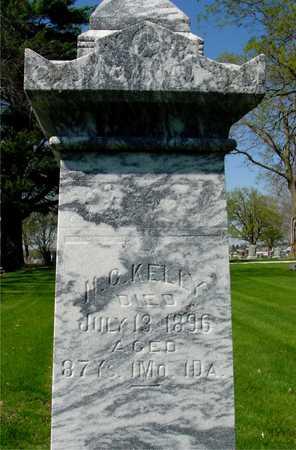KELLY, M. C. - Sac County, Iowa | M. C. KELLY