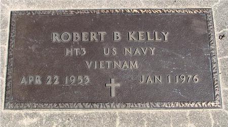 KELLY, ROBERT B. - Sac County, Iowa   ROBERT B. KELLY