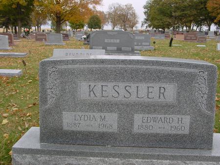 KESSLER, EDWARD & LYDIA - Sac County, Iowa | EDWARD & LYDIA KESSLER