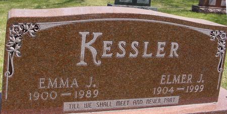 KESSLER, ELMER & EMMA - Sac County, Iowa | ELMER & EMMA KESSLER