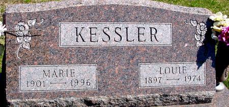 KESSLER, LOUIE & MARIE - Sac County, Iowa | LOUIE & MARIE KESSLER