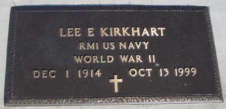 KIRKHART, LEE E. - Sac County, Iowa | LEE E. KIRKHART