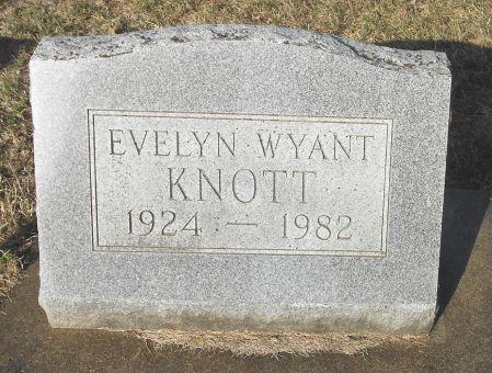 KNOTT, EVELYN - Sac County, Iowa | EVELYN KNOTT