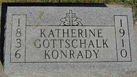 KONRADY, KATHERINE - Sac County, Iowa | KATHERINE KONRADY