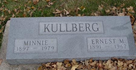KULLBERG, ERNEST & MINNIE - Sac County, Iowa | ERNEST & MINNIE KULLBERG
