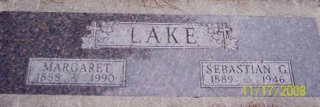 LAKE, SEBASTIAN G - Sac County, Iowa | SEBASTIAN G LAKE