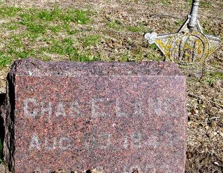 LANE, CHARLES EMORY - Sac County, Iowa | CHARLES EMORY LANE