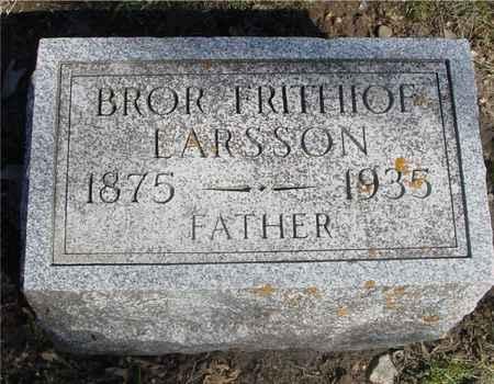 LARSSON, BROR FRITHIOF - Sac County, Iowa | BROR FRITHIOF LARSSON