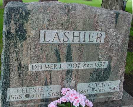 LASHIER, ALBERT & CELESTE - Sac County, Iowa | ALBERT & CELESTE LASHIER