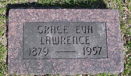 LAWRENCE, GRACE EVA - Sac County, Iowa | GRACE EVA LAWRENCE