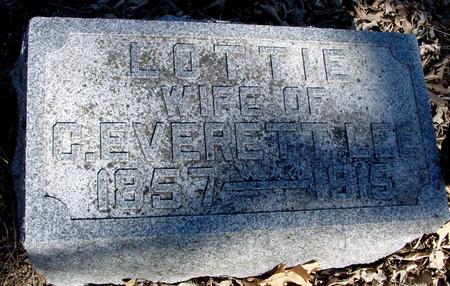 LEE, LOTTIE - Sac County, Iowa | LOTTIE LEE