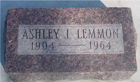 LEMMON, ASHLEY I. - Sac County, Iowa   ASHLEY I. LEMMON