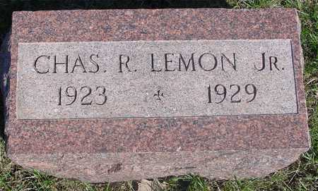 LEMON, CHARLES R.  JR. - Sac County, Iowa | CHARLES R.  JR. LEMON