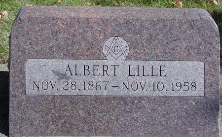 LILLE, ALBERT - Sac County, Iowa | ALBERT LILLE