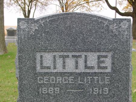 LITTLE, GEORGE - Sac County, Iowa | GEORGE LITTLE