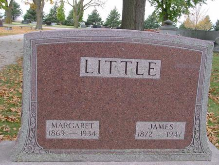 LITTLE, JAMES & MARGARET - Sac County, Iowa | JAMES & MARGARET LITTLE
