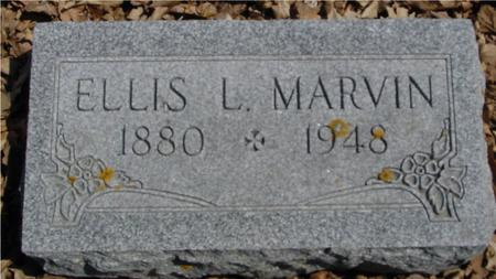 MARVIN, ELLIS L. - Sac County, Iowa | ELLIS L. MARVIN
