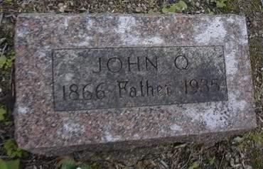 MASTELLER, JOHN Q A - Sac County, Iowa | JOHN Q A MASTELLER