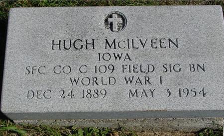 MC ILVEEN, HUGH - Sac County, Iowa | HUGH MC ILVEEN