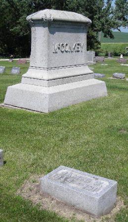 MCCONKEY, JAMES W. - Sac County, Iowa | JAMES W. MCCONKEY