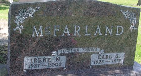 MCFARLAND, EARL & IRENE - Sac County, Iowa | EARL & IRENE MCFARLAND