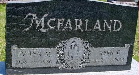 MCFARLAND, VERN & EVELYN - Sac County, Iowa   VERN & EVELYN MCFARLAND