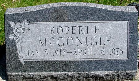 MCGONIGLE, ROBERT E. - Sac County, Iowa | ROBERT E. MCGONIGLE