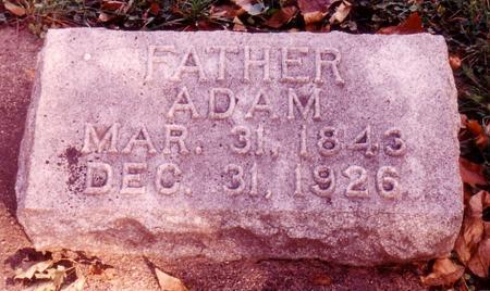 MESSER, ADAM - Sac County, Iowa | ADAM MESSER