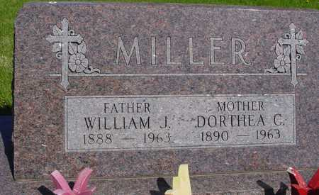 MILLER, WILLIAM & DORTHEA - Sac County, Iowa | WILLIAM & DORTHEA MILLER