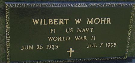 MOHR, WILBERT W. - Sac County, Iowa | WILBERT W. MOHR