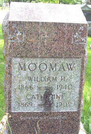 BARNES MOOMAW, CATHERINE - Sac County, Iowa | CATHERINE BARNES MOOMAW