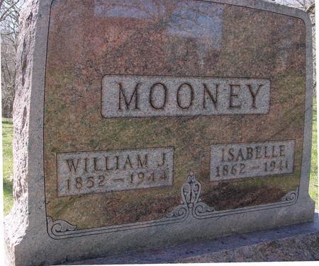 MOONEY, WILLIAM & ISABELLE - Sac County, Iowa | WILLIAM & ISABELLE MOONEY