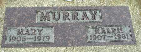 MURRAY, RALPH & MARY - Sac County, Iowa | RALPH & MARY MURRAY
