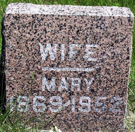 MYRICK, MARY - Sac County, Iowa | MARY MYRICK