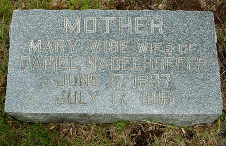NADELHOFFER, MARY - Sac County, Iowa | MARY NADELHOFFER