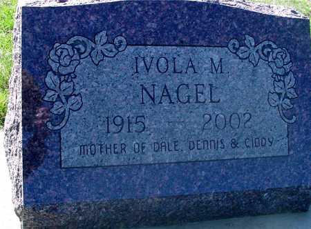 NAGEL, IVOLA M. - Sac County, Iowa | IVOLA M. NAGEL