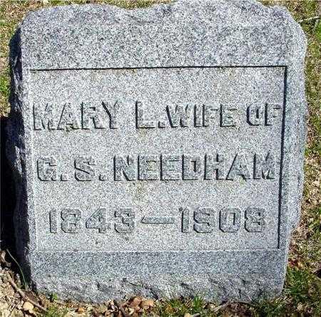 NEEDHAM, MARY - Sac County, Iowa | MARY NEEDHAM