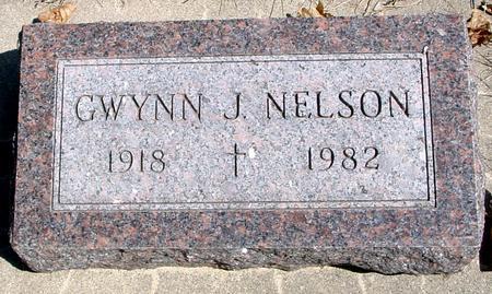 NELSON, GWYNN J. - Sac County, Iowa | GWYNN J. NELSON