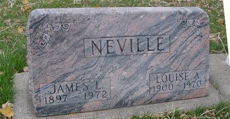 NEVILLE, JAMES L. - Sac County, Iowa | JAMES L. NEVILLE