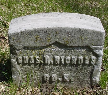 NICHOLS, CHARLES H. - Sac County, Iowa | CHARLES H. NICHOLS