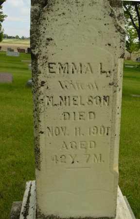 NIELSON, EMMA L. - Sac County, Iowa | EMMA L. NIELSON