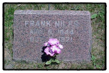 NILES, WILLIAM