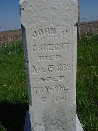 OBRECHT, JOHN J. - Sac County, Iowa | JOHN J. OBRECHT