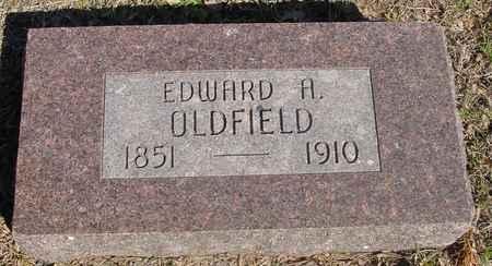 OLDFIELD, EDWARD A. - Sac County, Iowa   EDWARD A. OLDFIELD