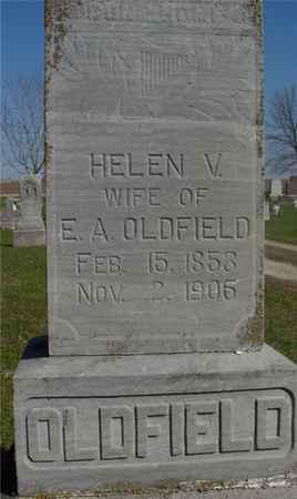 OLDFIELD, HELEN V. - Sac County, Iowa | HELEN V. OLDFIELD