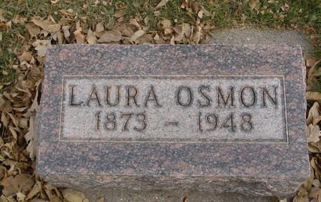 OSMON, LAURA - Sac County, Iowa | LAURA OSMON