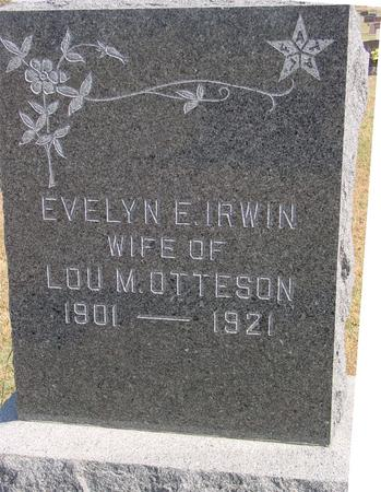OTTESON, EVELYN E. - Sac County, Iowa | EVELYN E. OTTESON